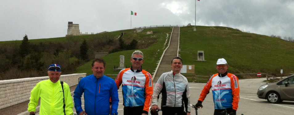Monte Grappa – 2013